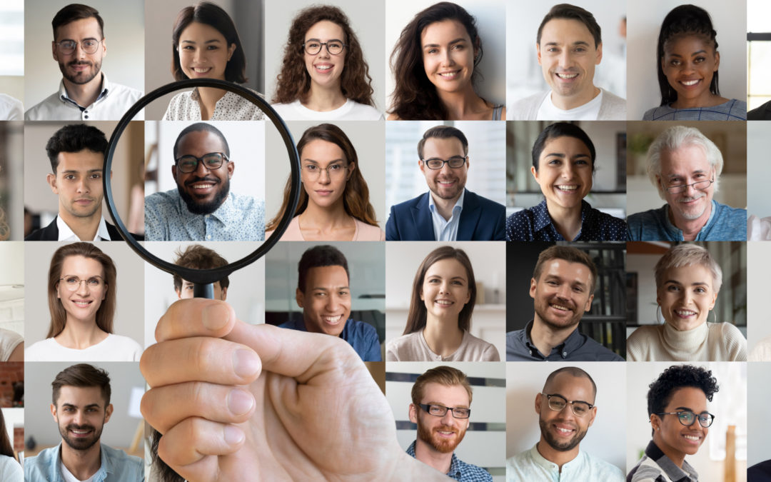 The Job Search – Standing out from the crowd