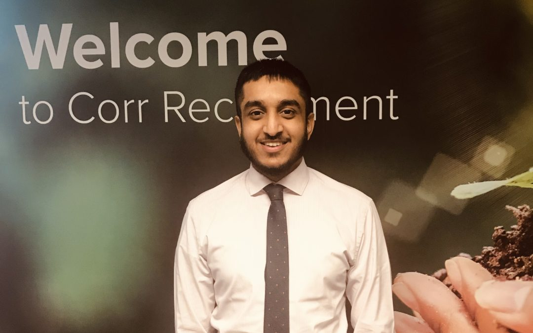 Welcome to Sohail to the Corr Family!
