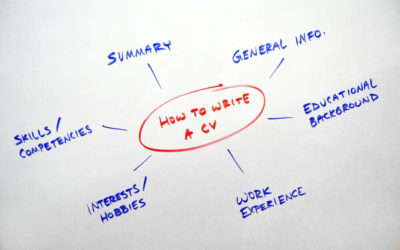 Top 5 Ways to Structure a CV That Will Get You Noticed
